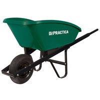 WHEELBARROW 5CU-FT POLY