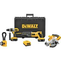 DeWalt XRP Cordless Kit