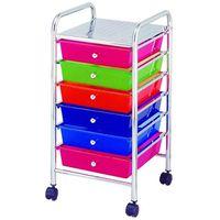 Homebasix G006-CH Storage Cart