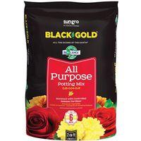 Black Gold 1410102 2.0 CFL P Potting Soil With Fertilizer