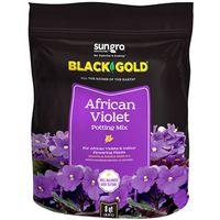 Black Gold 1410502 8 QT P Potting Soil