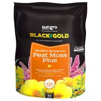 Sun Gro Black Gold Peat Moss Plus