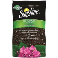 Sunshine 101 2.50 CFL P All Purpose Planting Mix