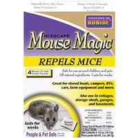 Bonide No Escape Mouse Magic 865 Repellents Mice