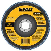 DISC FLAP 4X5/8IN 60GRIT