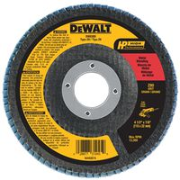 DISC FLAP 4-1/2X7/8IN 80GRIT