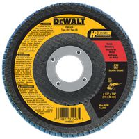 DISC FLAP 4-1/2X7/8IN 36GRIT