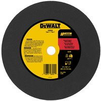SAW CHOP WHEEL METAL 12X3/32IN