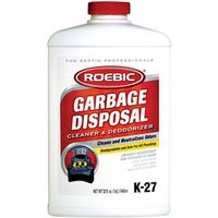 Roebic K-27-Q Garbage Disposal Cleaner and Deodorizer