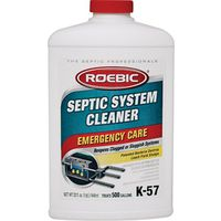 Roebic K-57 Biodegradable  Septic System Cleaner