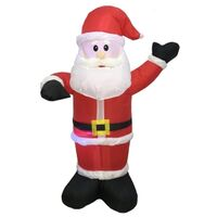 SANTA INFLATABLE 4FT