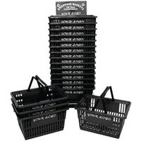 Bigbasketco STD. Basket 9 in H x 12 in W x 17 in D