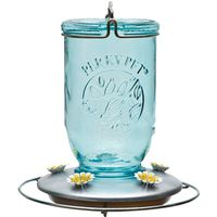 Perky Pet 785 Mason Jar Hummingbird Feeder