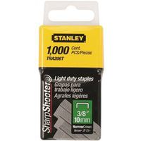 Stanley TRA200 Wide Light Duty Crown Staple