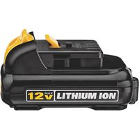 Dewalt Max DCB120 Compact Battery Pack