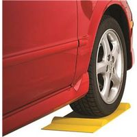 MAT PARKING GUIDE YELLOW POLY