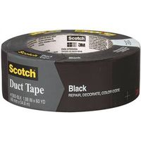 Scotch 1060-BLK-A Colored Duct Tape