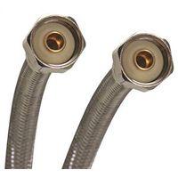 Fluidmaster B4FV20 Flexible Reinforced Faucet Connector