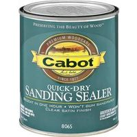 Cabot 8065 Quick Dry Sanding Sealer