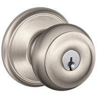Schlage F51 Entry Knob Lock