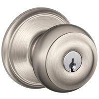 Schlage F51 Entry Knob Lock