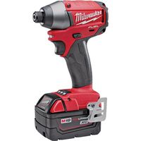 Milwaukee 2653-22CT Cordless Impact Driver Kit