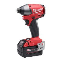 Milwaukee 2653-22 Cordless Impact Driver Kit