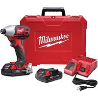 Milwaukee M18 Cordless Impact Driver Kit