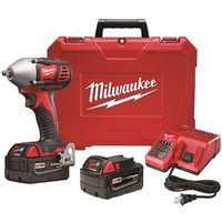 Milwaukee M18 Red Lithium REDLINK Plus Cordless Impact Wrench