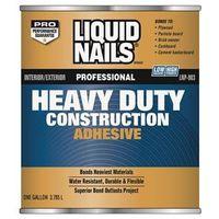 Liquid Nails LN-903 Liquid Nails Construction Adhesive