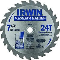 Irwin Classic 25130 Arbor Circular Saw Blade