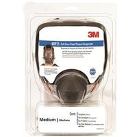 3M Tekk Protection 68P71PA1-A/68P71 Full Face Paint Spray Respirator