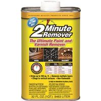 REMOVER PAINT 2 MINUTE QUART