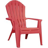 CHAIR ADIRONDACK CHERRY RED