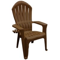 CHAIR ADIRONDACK EARTH BROWN
