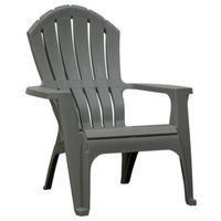 CHAIR ADIRONDACK GRAY 250LB