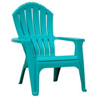 CHAIR ADIRONDACK TEAL 250LB