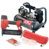FinishPro PC0947 Pneumatic Brad Nailer Compressor Kit