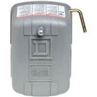 Square D FSG2J20M4BP Pumptrol Type FSG Water Pump Pressure Switch