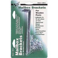 MAILBOX BRACKETS