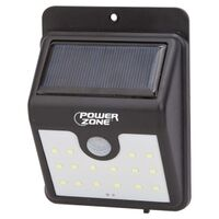 LIGHT SOLAR MOTION LED 320L