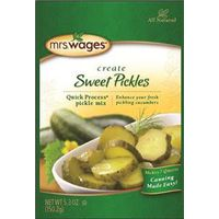 Kent Precision Foods W624-J7425 Mrs. Wages Pickle Mixes