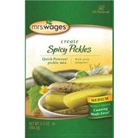 PICKLE MIX MEDIUM SPICY 6.5OZ