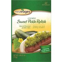 Kent Precision Foods W660-J4425 Mrs. Wages Pickle Mixes