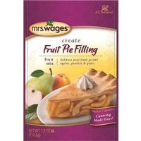 Kent Precision Foods W801-J4425 Mrs. Wages Fruit Mix Pie Filling