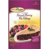 Kent Precision Foods W803-J7425 Mrs. Wages Pie Filling