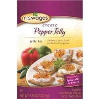 Kent Precision Foods W806-D9425 Mrs. Wages Pepper Jelly Kit
