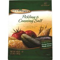 Kent Precision Foods W510-B4425 Mrs. Wages Pickling and Canning Salt