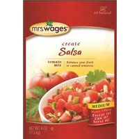 Kent Precision Foods W536-J7425 Mrs. Wages Tomato Mixe