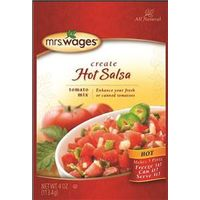 Kent Precision Foods W753-J7425 Mrs. Wages Tomato Mix